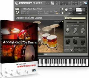 Native Instruments - Abbey Road: 70s Drums (KONTAKT.NKI.NKX.NKC)