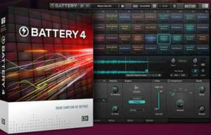 Native Instruments - Battery 4.1.5 STANDALONE, VSTi, AAX x86 x64