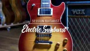 Native Instruments - Session Guitarist: Electric Sunburst (KONTAKT)