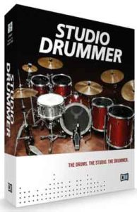 Native Instruments - Studio Drummer 1.1