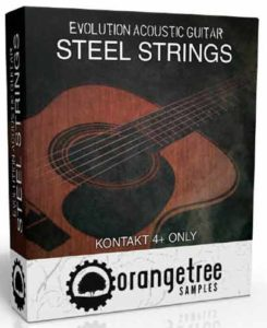 Orange Tree Samples - Evolution Acoustic Guitar: Steel Strings