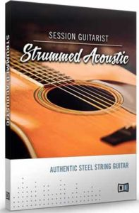 SESSION GUITARIST:STRUMMED ACOUSTIC