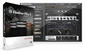 Guitar Rig Pro 5