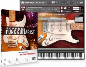 Native Instruments - Scarbee Funk Guitarist