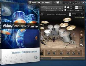 Native Instruments - Abbey Road: 80s Drums (KONTAKT.NKI.NKX.NKC)