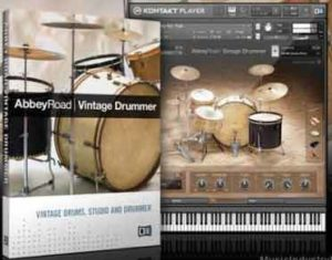 Native Instruments - Abbey Road: Vintage Drummer (KONTAKT)