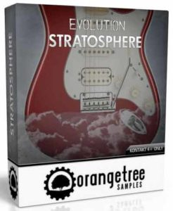 Orange Tree Samples - Evolution Electric Guitar: Stratosphere