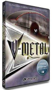 Prominy - V Metal (KONTAKT)