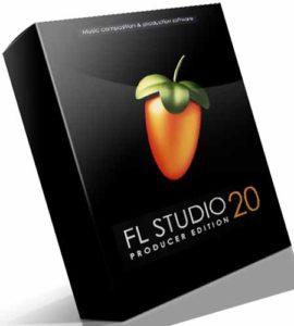 FL Studio 20 скачать торрент русская версия полная